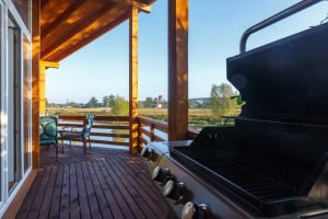 gasgrill test garten outdoor