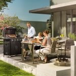 gasgrill test outdoor