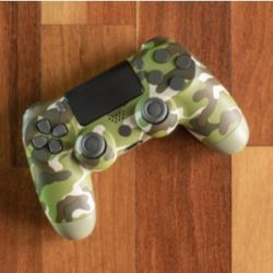 PS4-Controller in Camouflage-Design