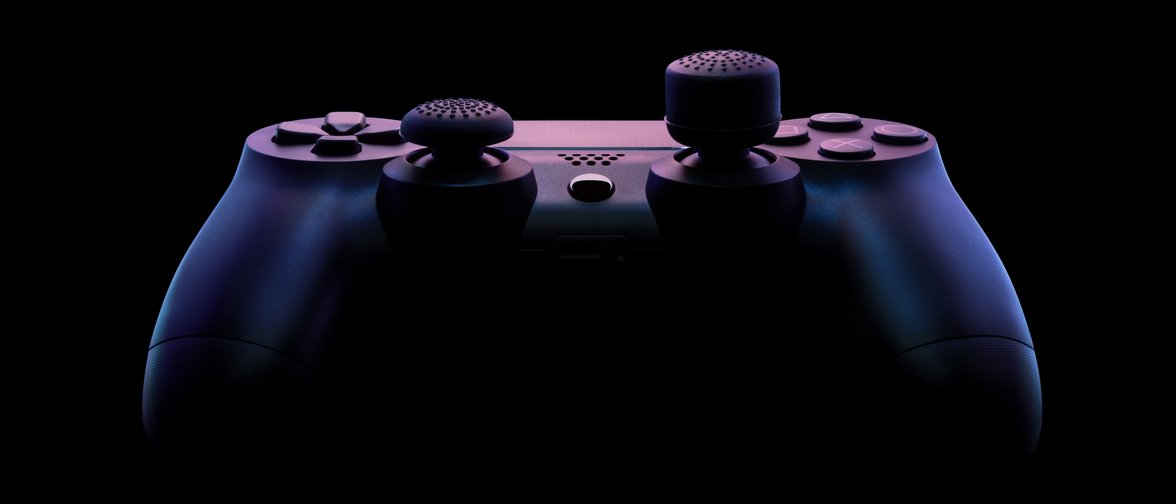 PS4-Controller-Test
